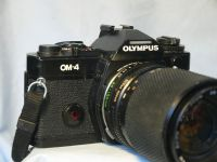 '       OM-4 BLACK  -FULLY TESTED- ' Olympus OM-4 Professional SLR Camera £119.99